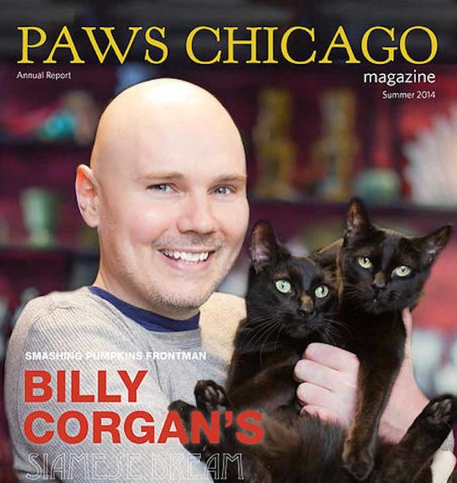 Usando a Billy Corgan para despedir el año
