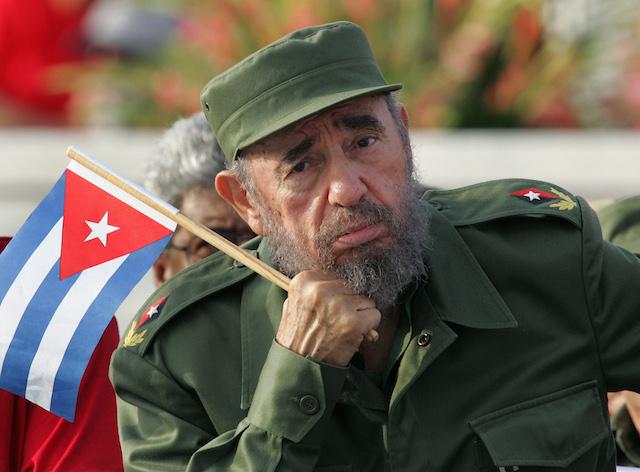 Fidel Castro gana premio chino de la paz