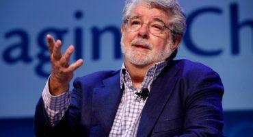 George Lucas no está emocionado con Star Wars: The Force Awakens