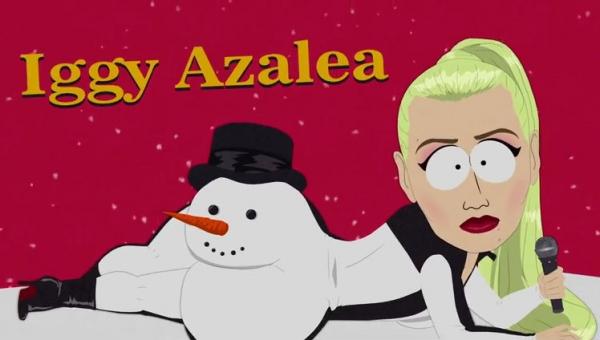 Taylor Swift, Iggy Azalea, Lorde (ya ya ya), Kurt Cobain, y muchos más... en South Park