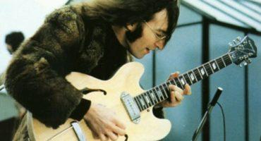 John Lennon, el guitarrista