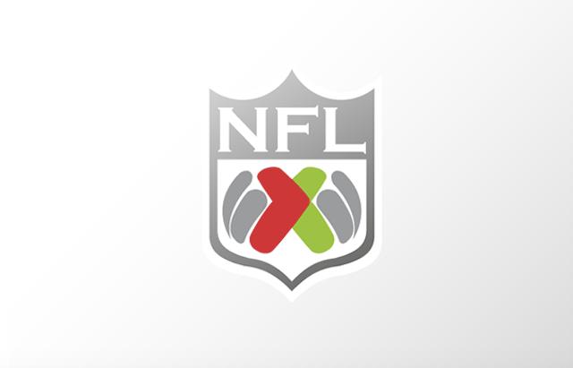 Los logos de la NFL... ¡como si fuera de la Liga MX! un momento ¿qué  88eaed3a9a0