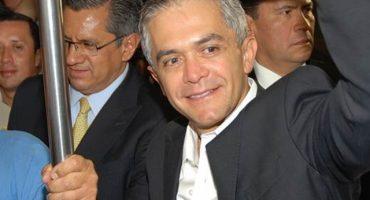 Mancera pide 5 mmdp a EPN para transporte público de CDMX