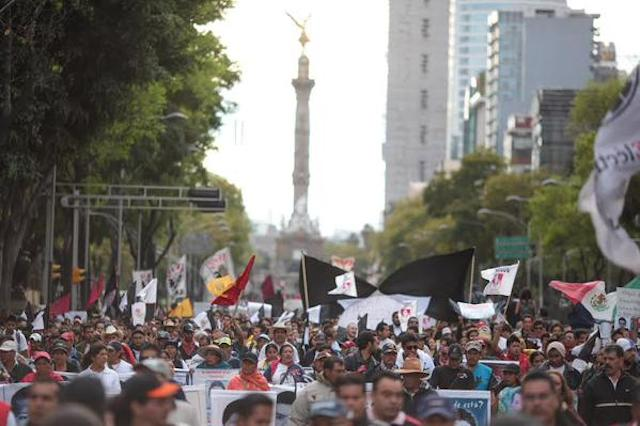 Ley de movilidad es antiprotesta: juzgado; GDF impugnará