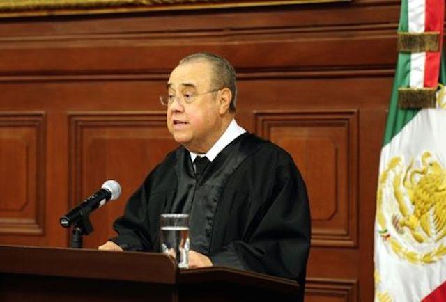 Falleció el ministro de la Suprema Corte, Sergio Valls