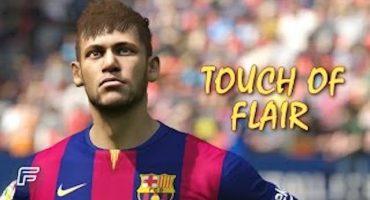 Los goles de Neymar de esta temporada... recreados en el FIFA 15