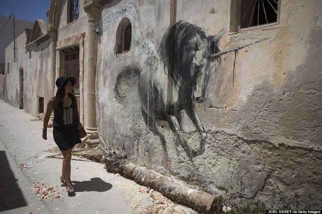Las mejores obras de arte urbano del año viejo