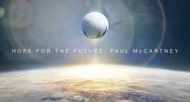 Paul McCartney es un holograma en el video de