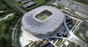 Revelan otro estadio para el Mundial 2022: el Qatar Foundation Stadium