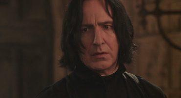 Murió Alan Rickman, Severus Snape en la saga Harry Potter