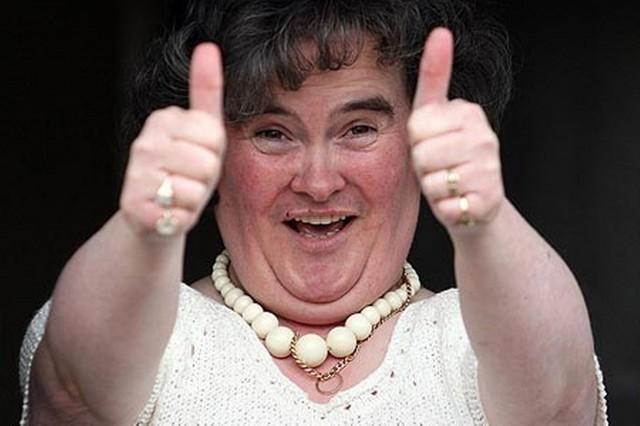 Susan Boyle encuentra el amor por primera vez a los 53 años