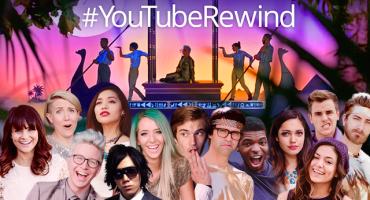 #YouTubeRewind Los videos más buscados durante el 2014