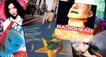 40 álbumes que cumplen 20 años en 2015