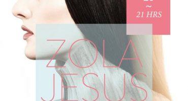 Zola Jesus regresa a México