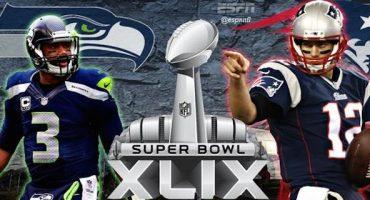 La experiencia de Seahawks y Patriots a la hora de jugar un Super Bowl