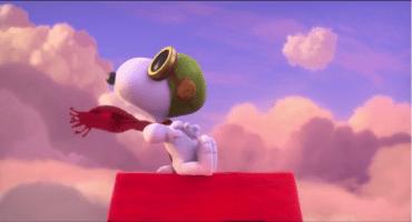 Primer trailer oficial de la nueva película de Snoopy y Charlie Brown