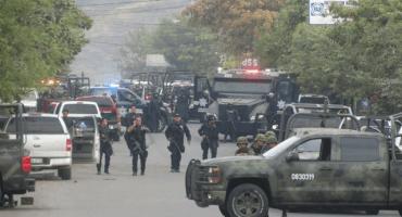 Ocho muertos y 44 detenidos tras enfrentamientos en Apatzingán