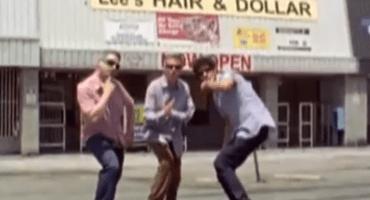 Mira el video inédito de Beastie Boys con Nas para