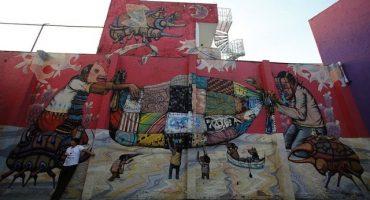 Street art chilango sin salir de tu casa