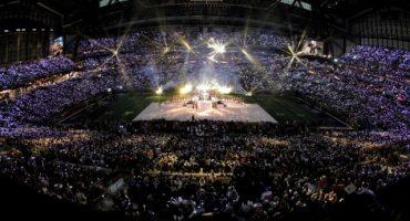 10 momentos memorables de los shows de medio tiempo del Super Bowl