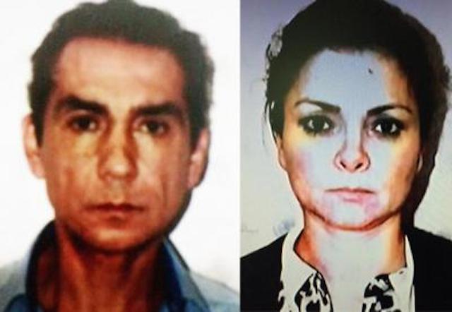Jose Luis abarca y esposa