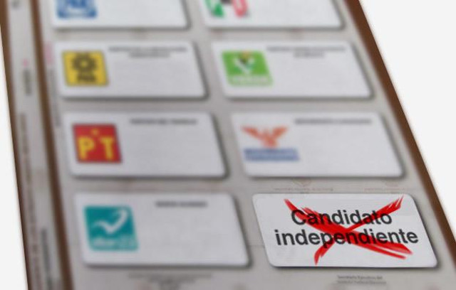 Logran registrarse 12 candidatos independientes en el DF