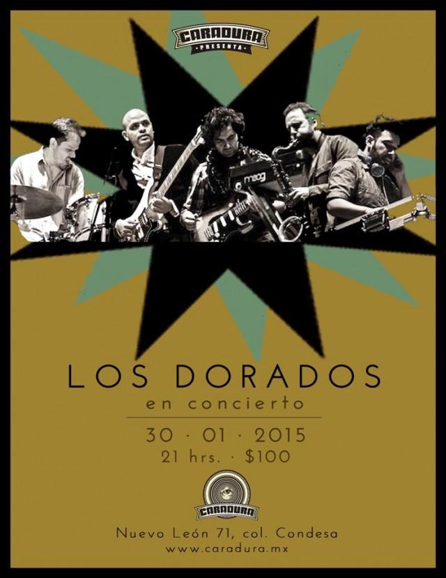 Sopitas.com Recomienda: Los Dorados en el Caradura