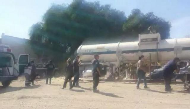 Muere 1 persona en explosión de otra pipa, ahora en Izcalli
