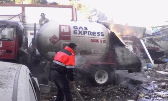 Lo que ha pasado con la explosión en el #HospitalMaternoInfantil