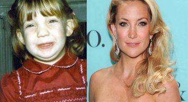 Así se veían estas actrices de Hollywood antes de ser famosas