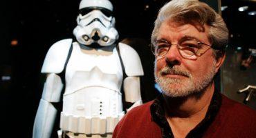 Lucas decepcionado de nueva cinta de Star Wars... luego se retracta y dice estar