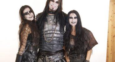 ¿Se imaginan cómo sonaría el Black Metal...feliz?