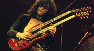 Vida, obra y milagros de Jimmy Page