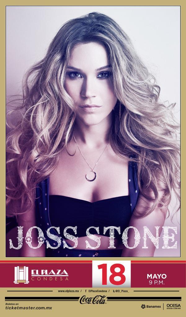 Joss Stone en México