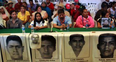 Padres Ayotzinapa habrían pedido ayuda de líder criminal
