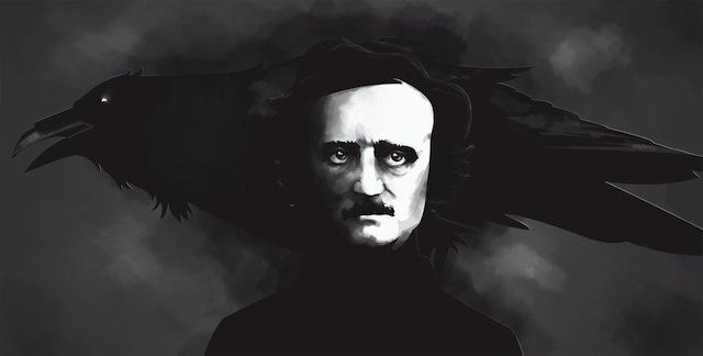 Si Edgar Allan Poe viviera, hoy cumpliría 206 años
