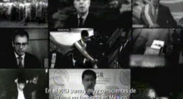 PRD sí difundirá spot que compara a EPN con Díaz Ordaz y Salinas