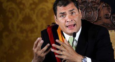 Ecuador: Fiscalía ordena prisión preventiva contra expresidente Rafael Correa