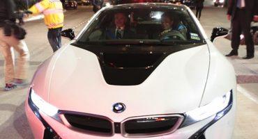 Imagen del día: Raúl Salinas reaparece en BMW de 2.3 mdp