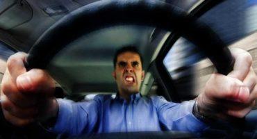 Algunas de las situaciones más estresantes al manejar