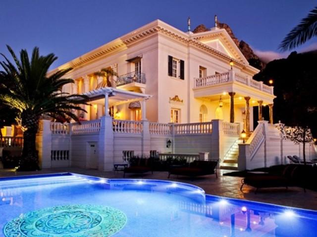 Las 25 casas m s caras alrededor del mundo for Casa con piscina para alquilar por dia