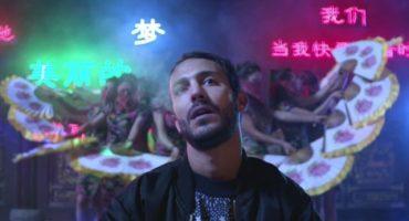 Shanghái, drogas, luces neón y bailarinas kabuki en