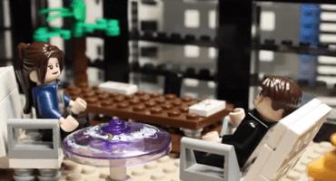 Fifty Shades of Grey + Legos = buena combinación