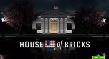 """Sesame Street hace una parodia de """"House of Cards"""""""