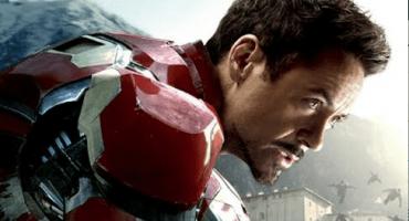 Nuevo póster de Iron Man en