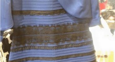 El vestido que está dividiendo AL MUNDO ¿de qué color lo ven?