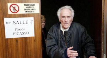 Ex-empleado de Picasso va a juicio por