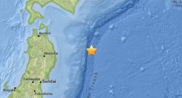 Japón: sin daños ni tsunami tras sismo de 6.9