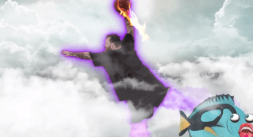 A través del universo en el nuevo video de Action Bronson