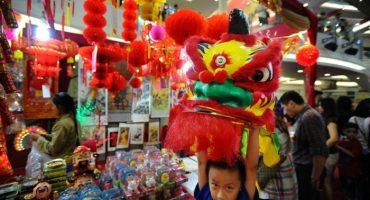 Galería: Celebración del año nuevo chino